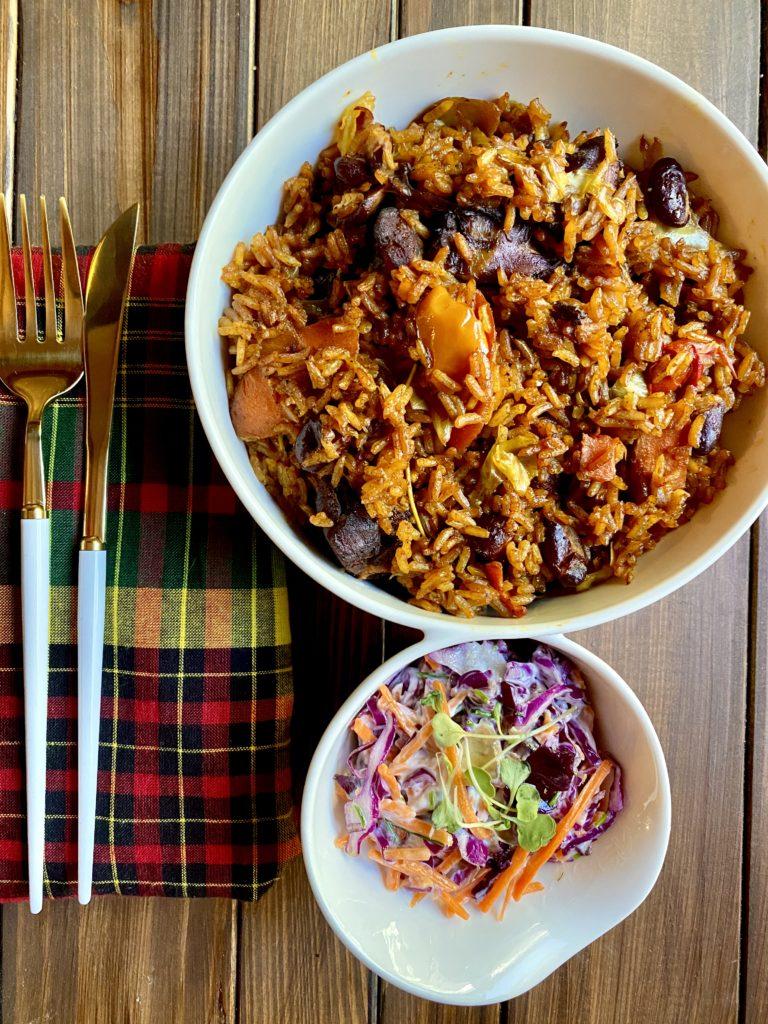 Dominica Pelau Recipe