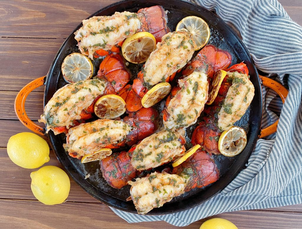 How to make lobster tails easy recipe