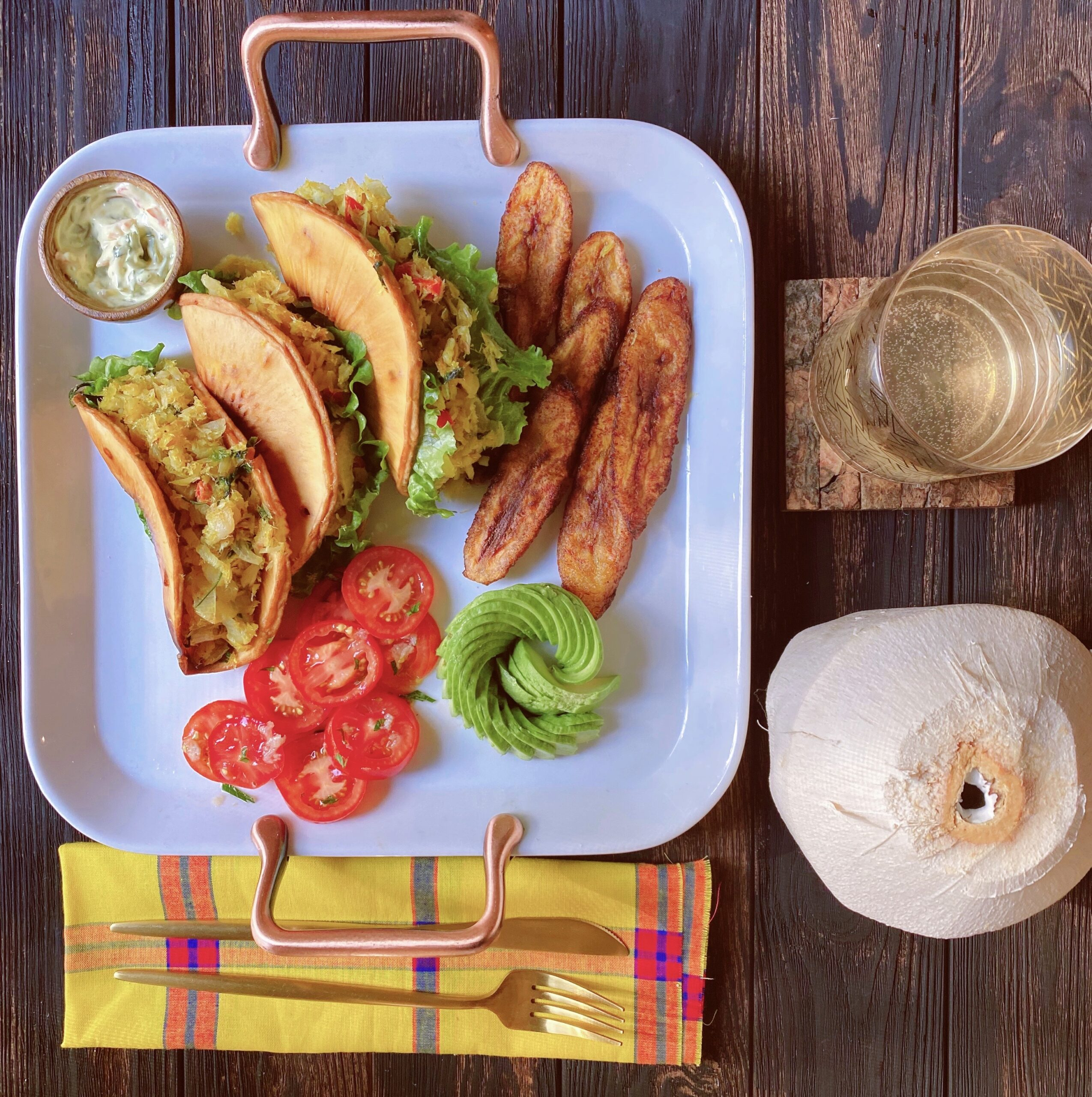 breadfruit tacos recipe
